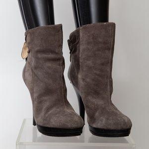 Michael Kors Heeled Boots Size 8